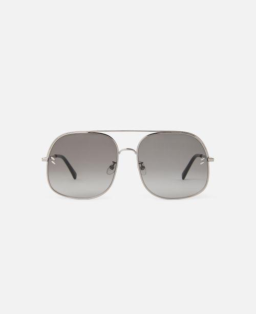 Stella McCartney - Square Sunglasses