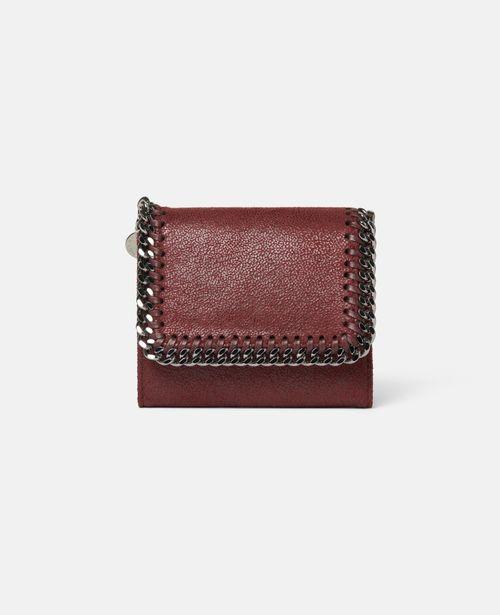 Stella McCartney - Falabella Small Flap Wallet