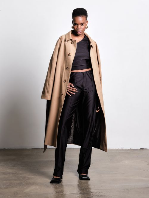 The Trench | Caramel