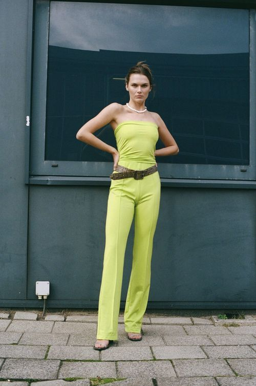 The Everyday Trousers | Cactus