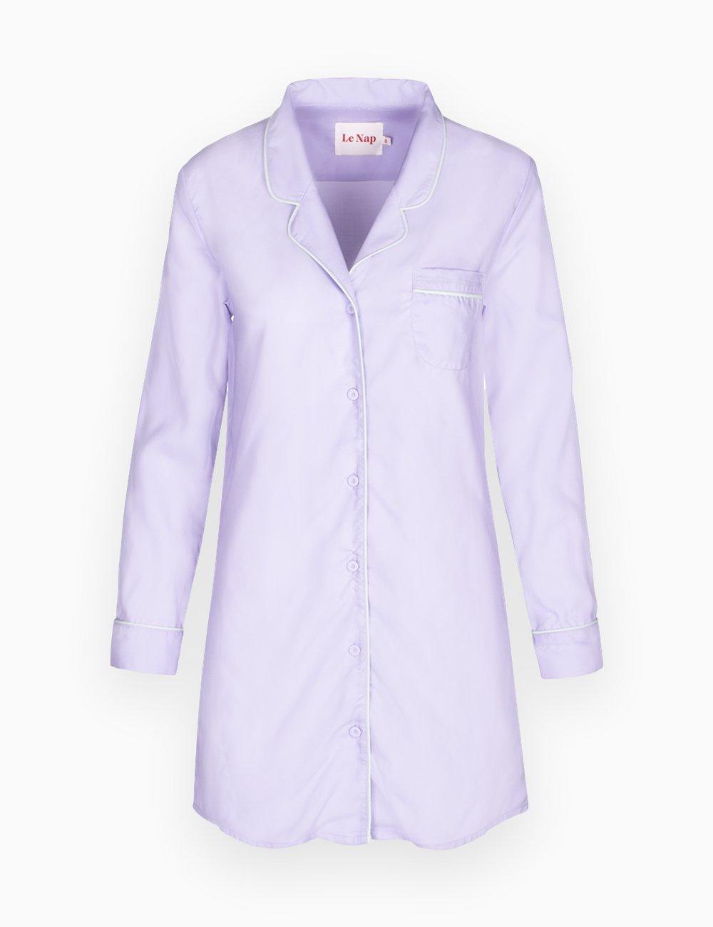 Nightdress Blouse Lavender Love