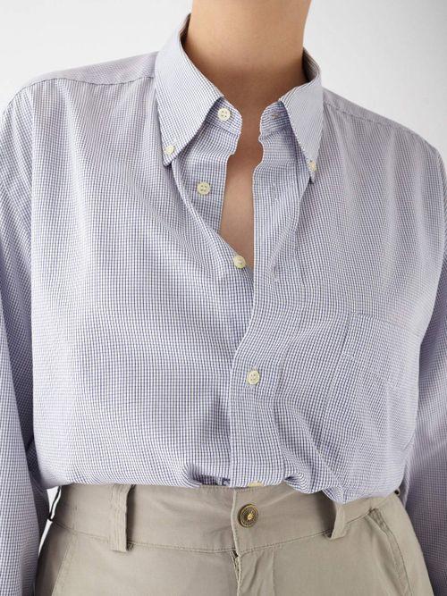 Summer Check Shirt