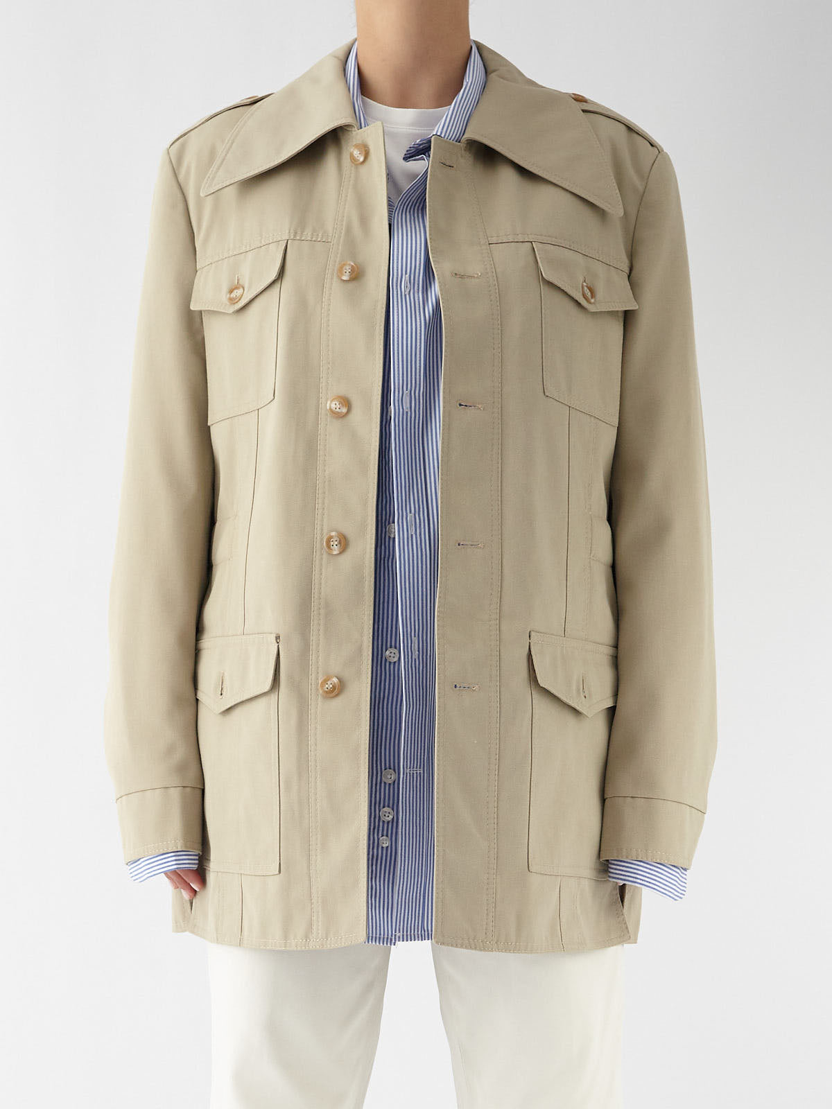 70's Safari Jacket