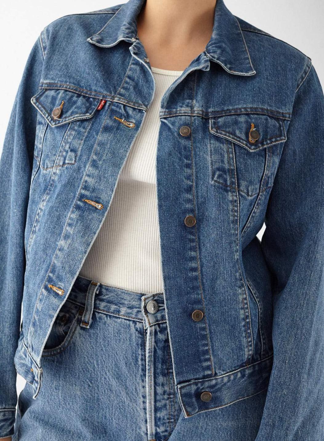 Levi's 501 Jacket