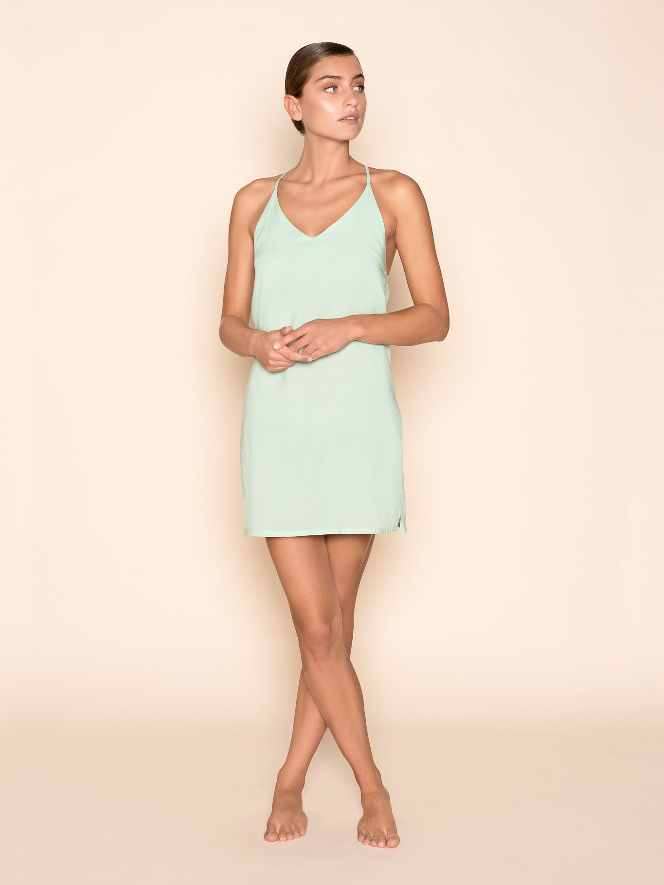Le Nap tencel™ slip dress