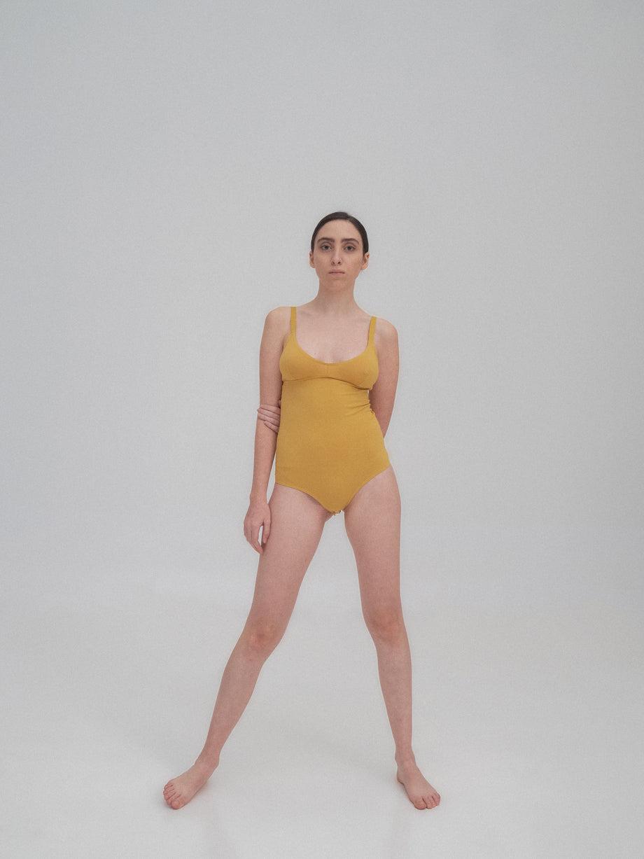 The Nude Label Basic Bodysuit