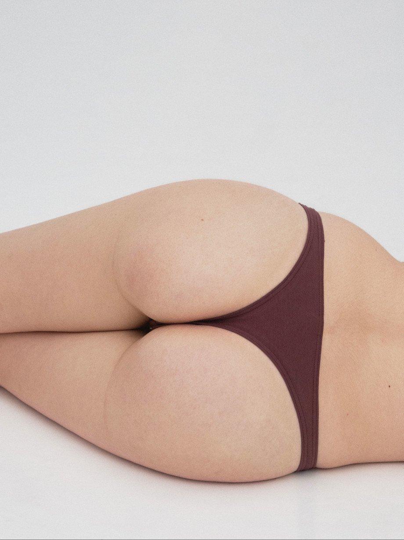 Basic Thong