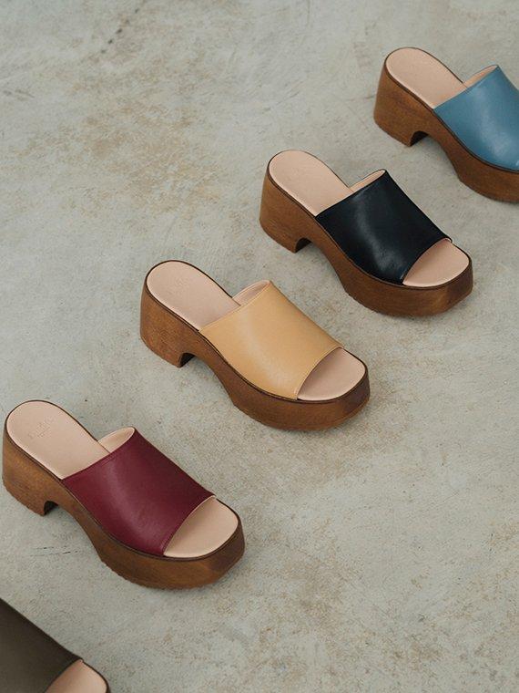 The Wood Sandal