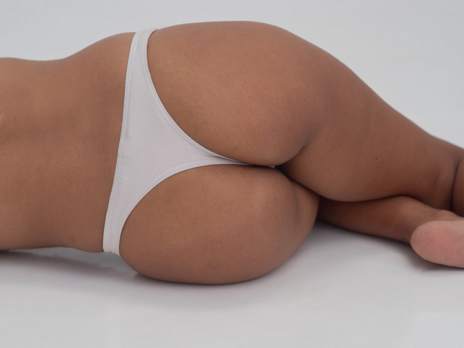 The Nude Label Basic Thong