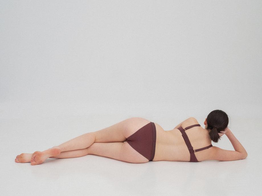 The Nude Label Triangle Brief