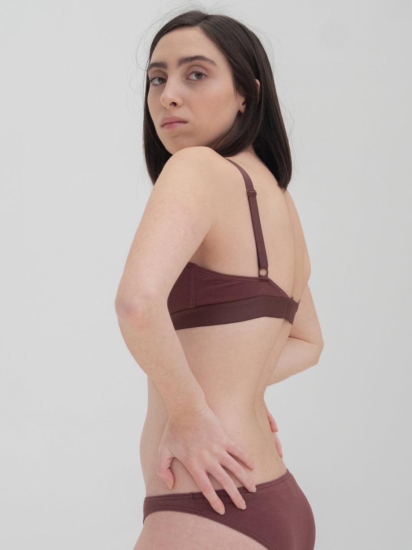 The Nude Label Basic Bra