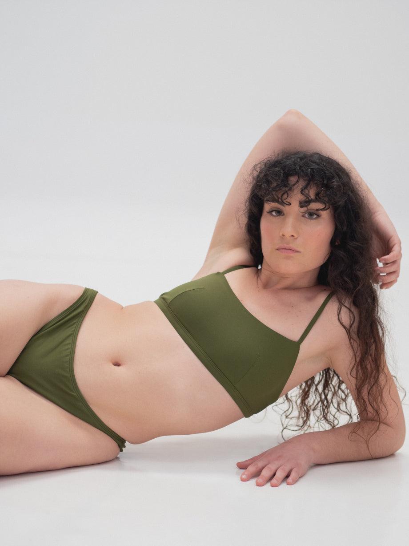 The Nude Label Bikini Swim Bottom