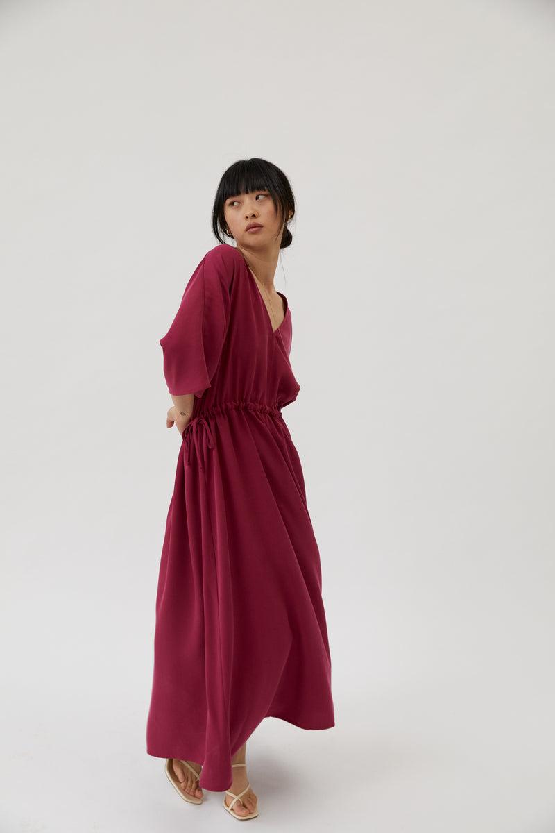 Frieda Dress Berry