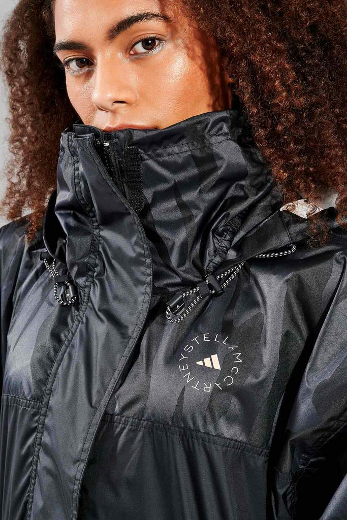 TruePace Jacquard Jacket - Black