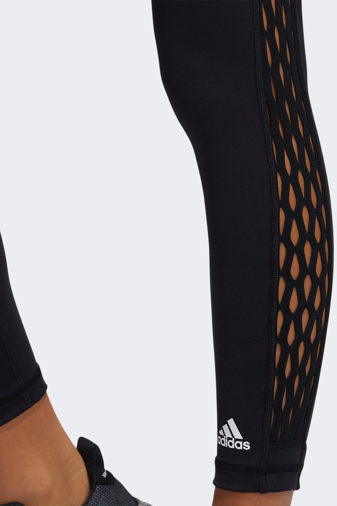 Believe This 2.0 Lace-Up 7/8 Tights - Black