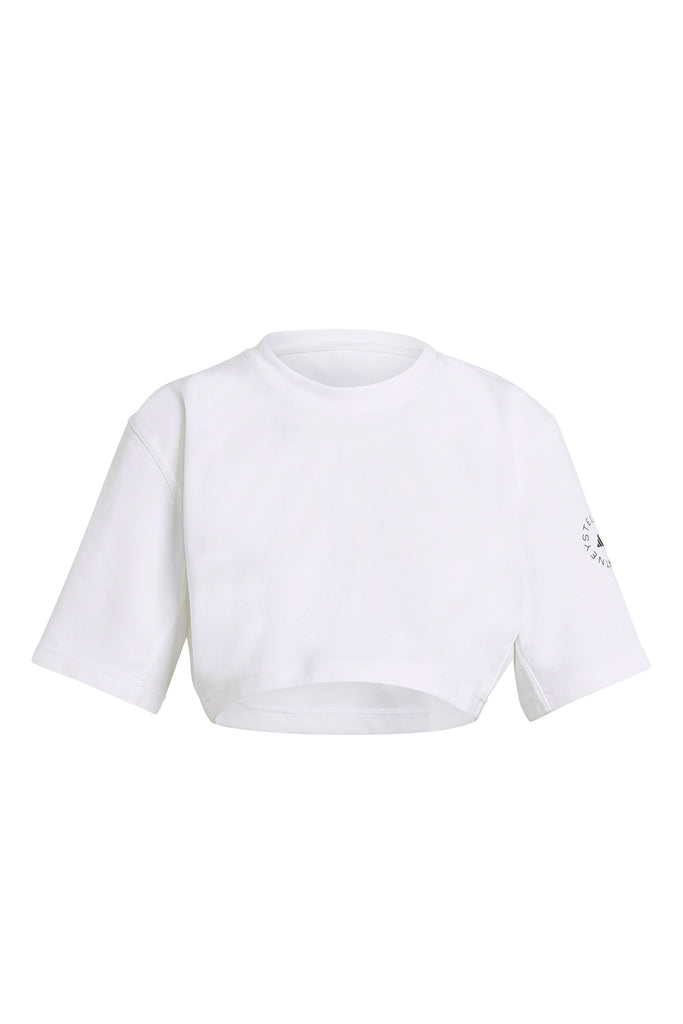 Future Playground Crop Top - White