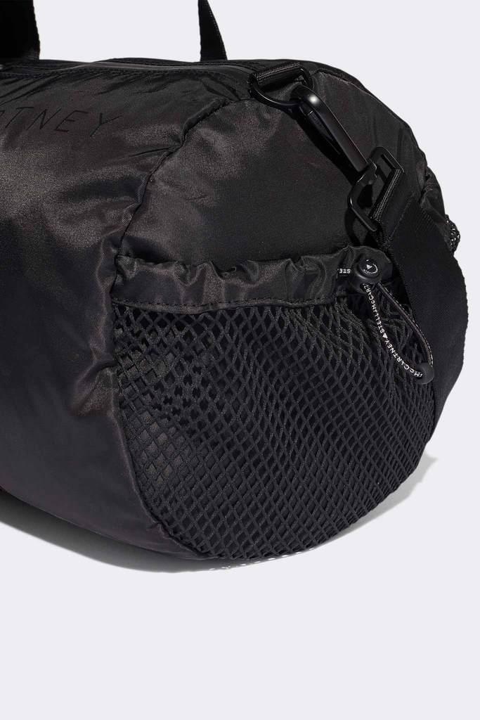 Round Studio Bag - Black/Soft Powder