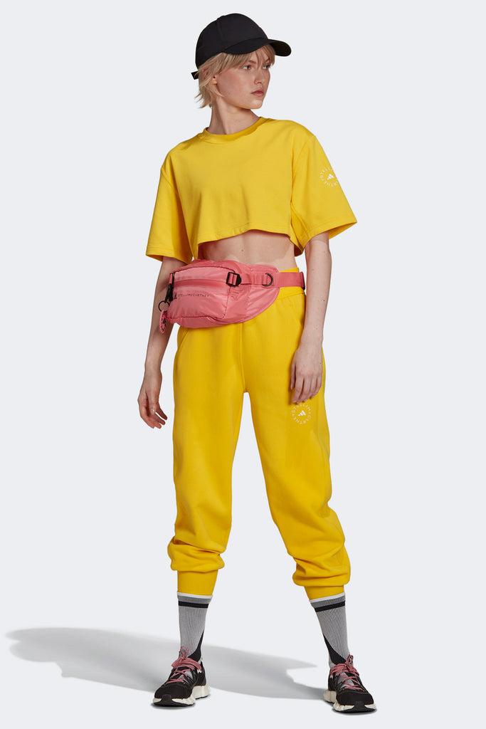 Future Playground Cropped Tee - Eqt Yellow