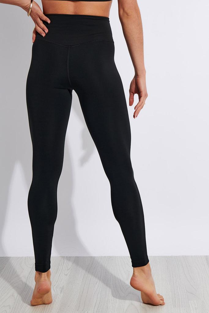 FLOAT High Waisted Legging - Black
