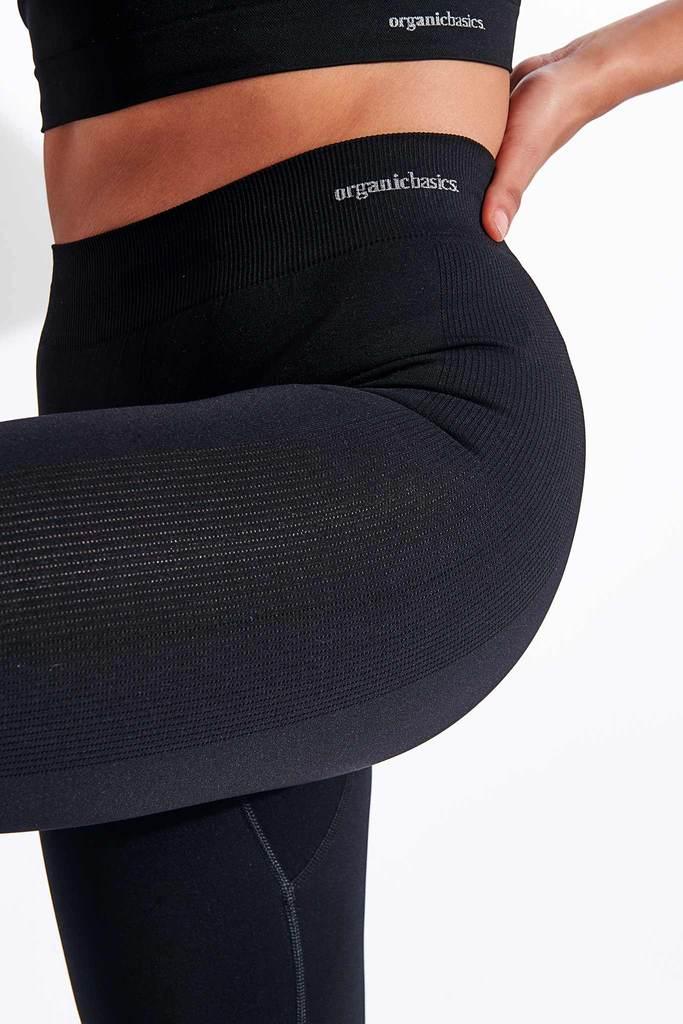 SilverTech Active Leggings - Black