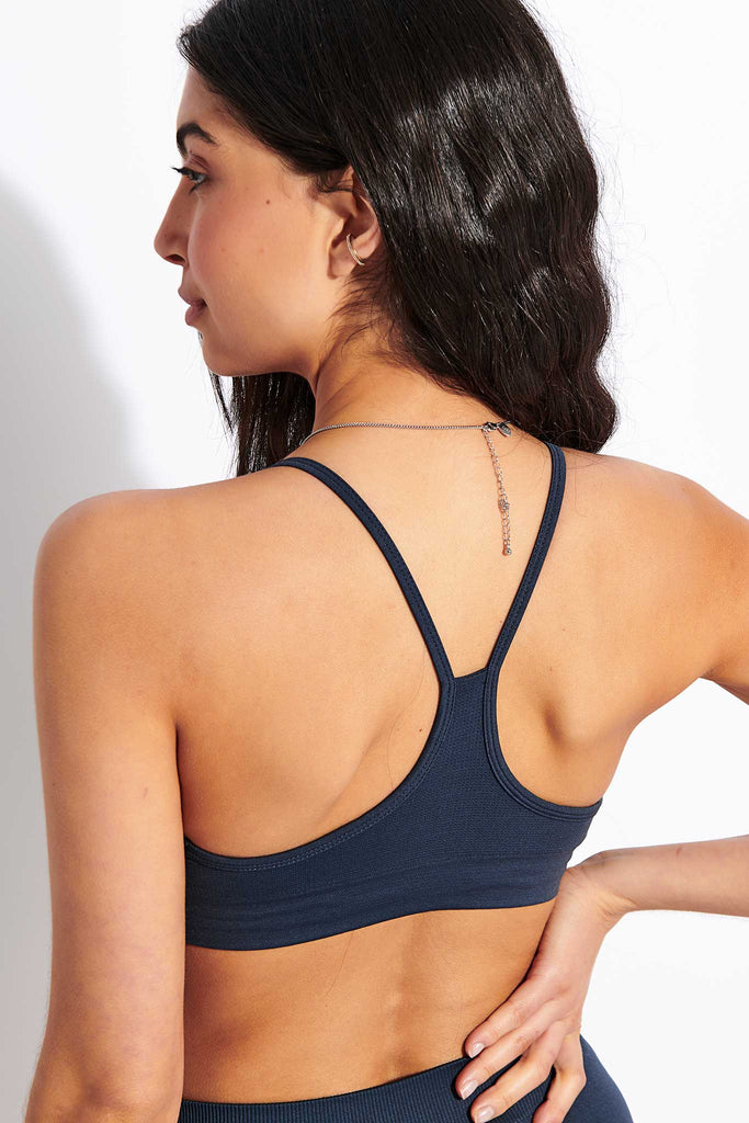 Active Sports Bra - Sea Blue