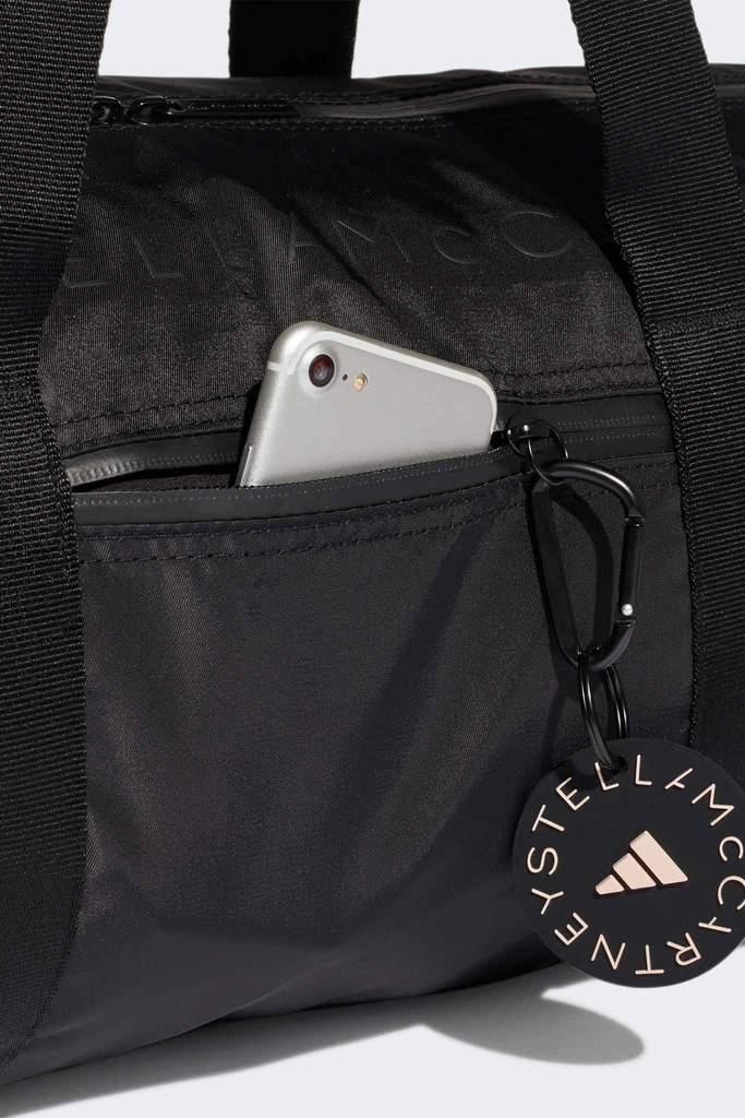 Adidas X Stella McCartney Round Studio Bag - Black/Soft Powder