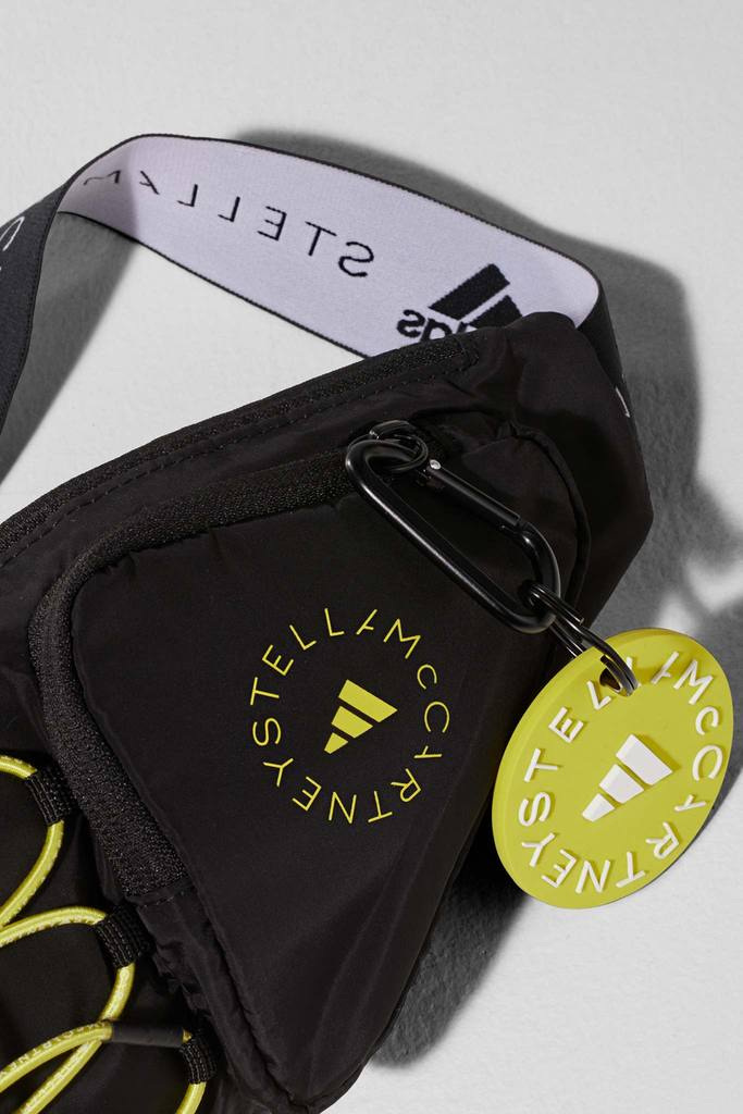Bum Bag - Black/Acid Yellow