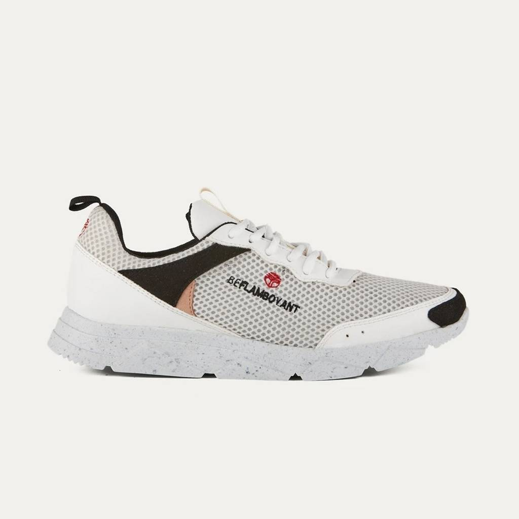 Street Ivory Vegan Sneakers