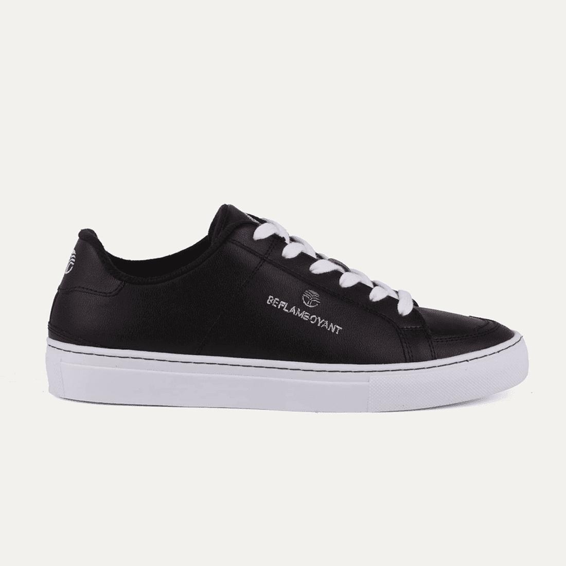 Manimal Black Vegan Shoes