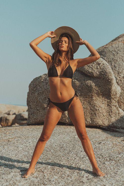 Sienna Bikini Bottom Black