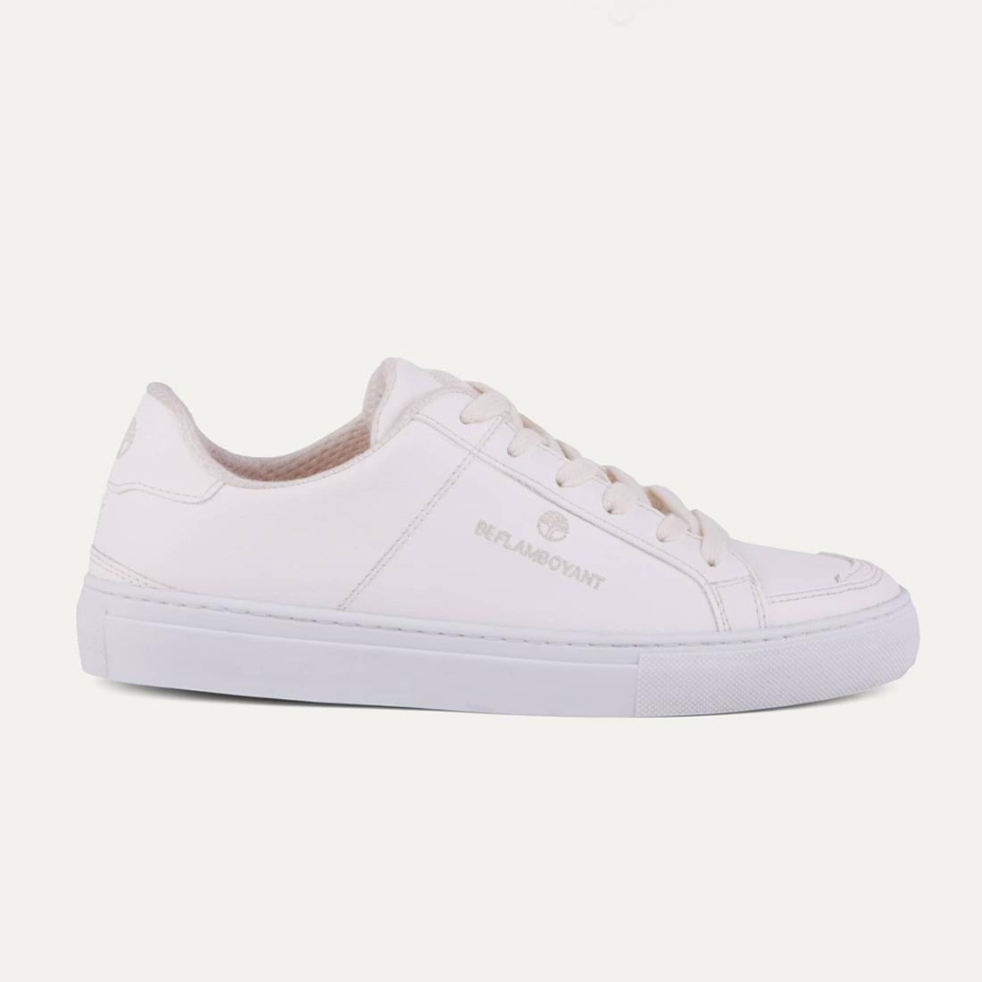 Manimal White Vegan Shoes