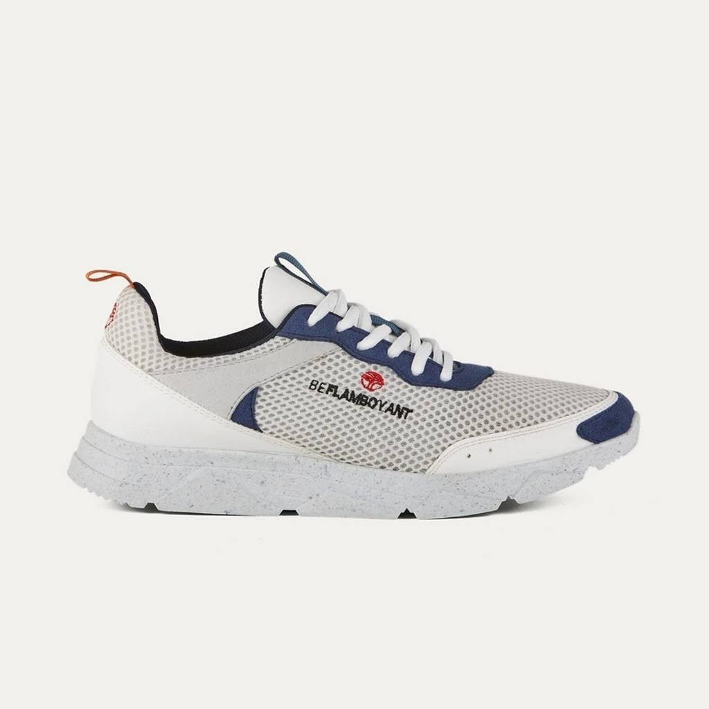 Street Navy Vegan Sneakers