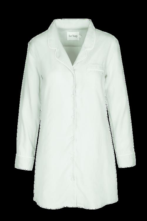 Le Nap Dress blouse - Mint Mojo