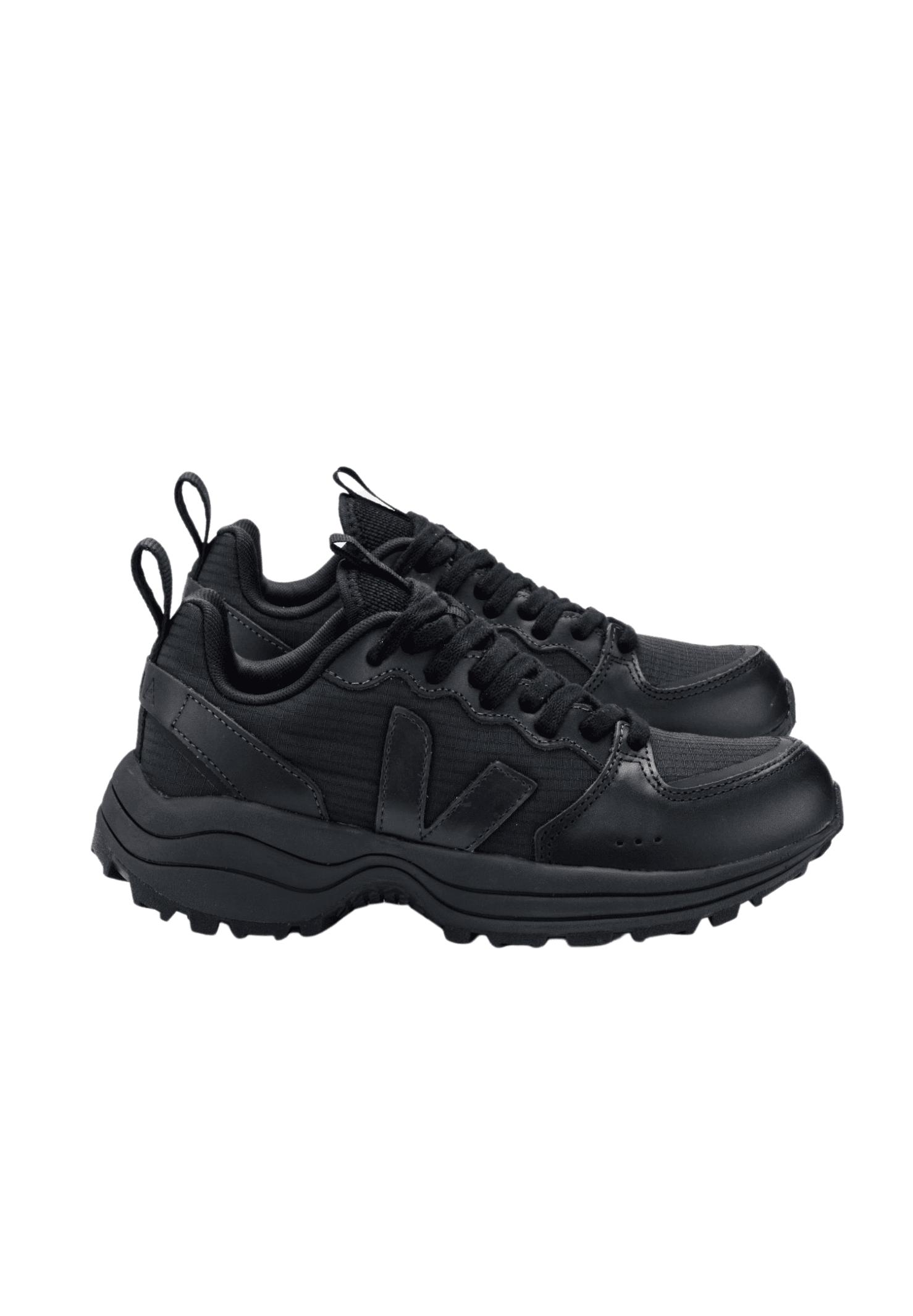 VEJA Venturi Ripstop black sneaker