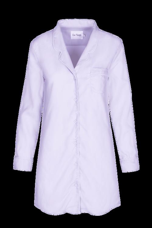 Le Nap Dress blouse - Lavender Love
