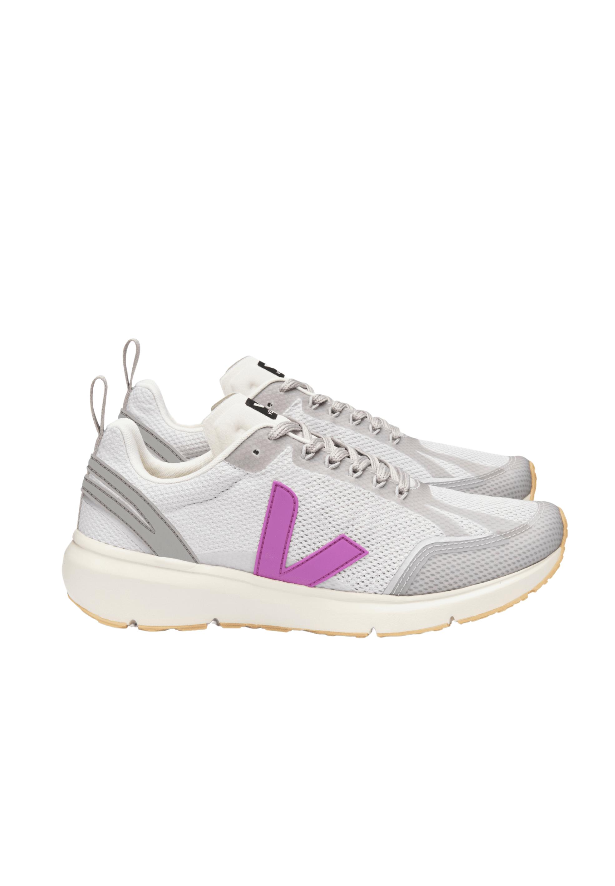 Condor 2 Alveomesh Women Running Shoe Light Grey Ultraviolet