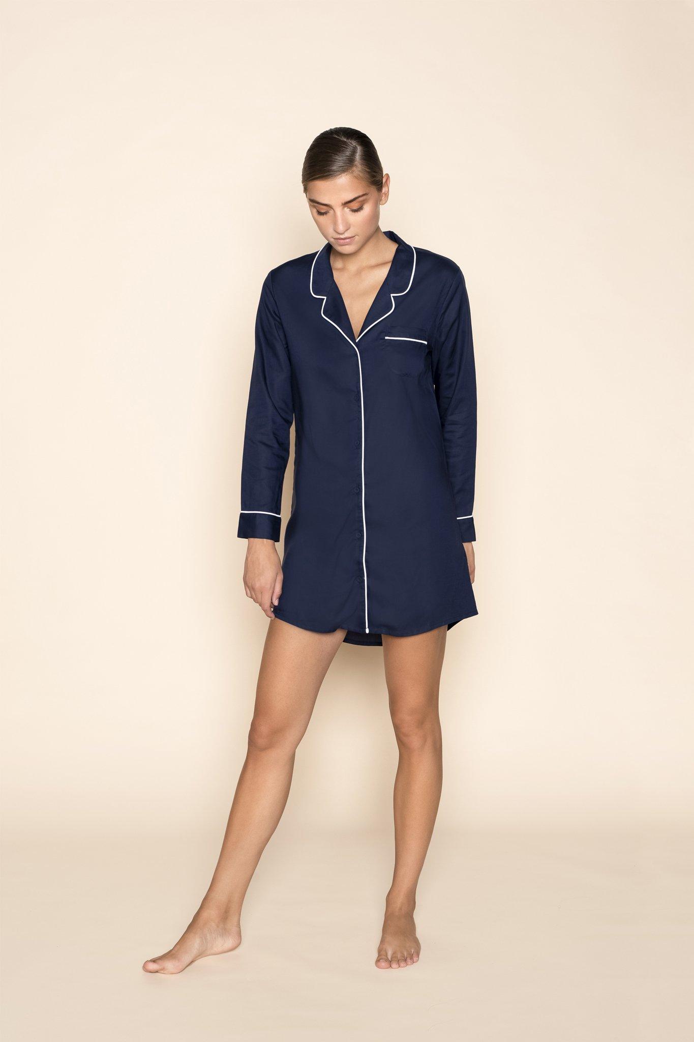 Le Nap Dress blouse - After Dark