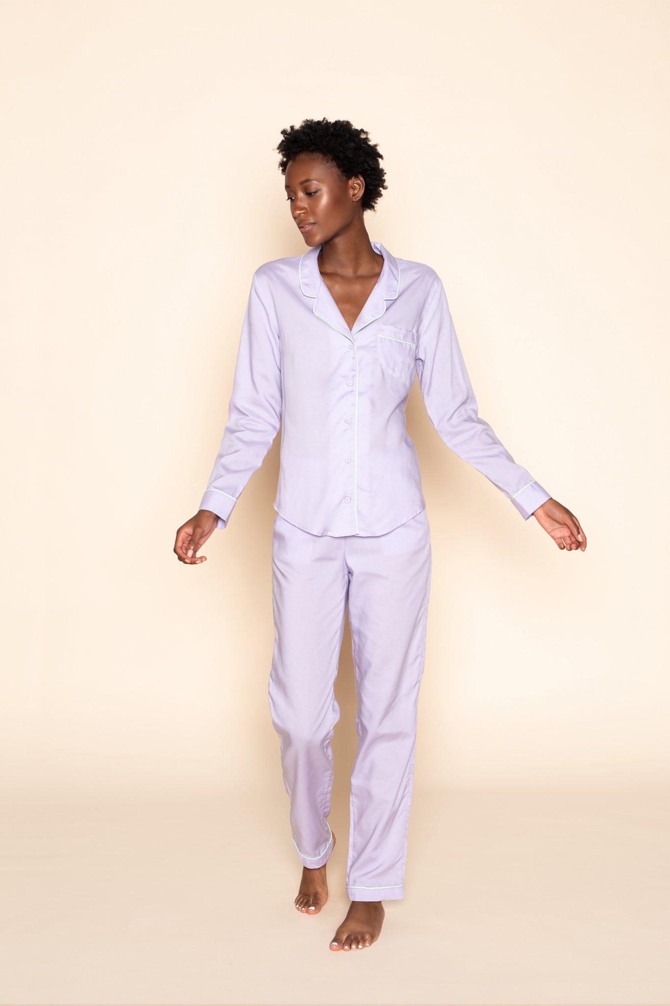 Le Nap Pants - Lavender Love