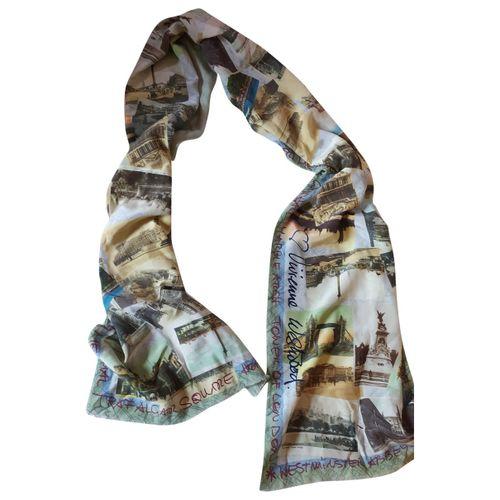 Vivienne Westwood Silk neckerchief