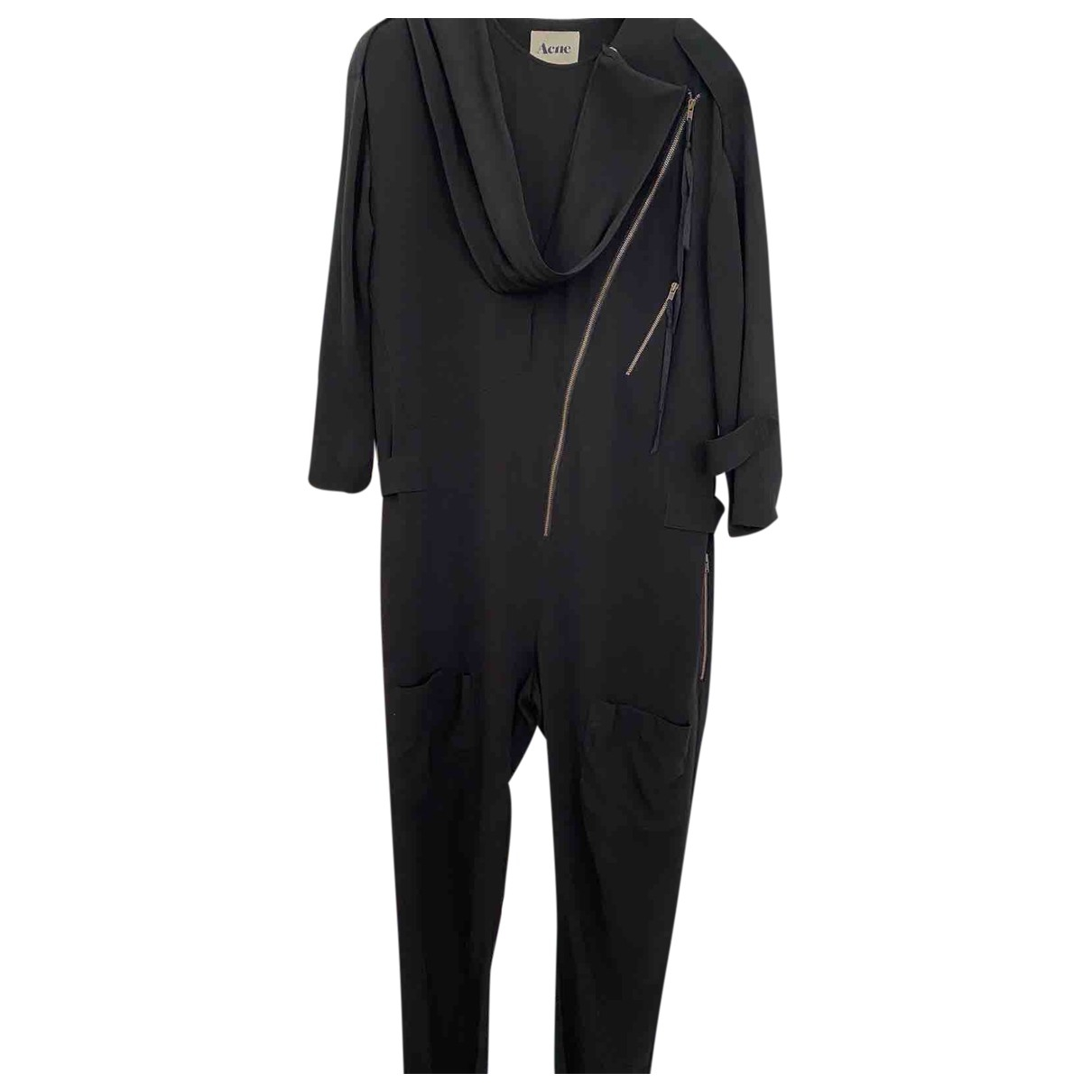 Acne Studios Silk jumpsuit
