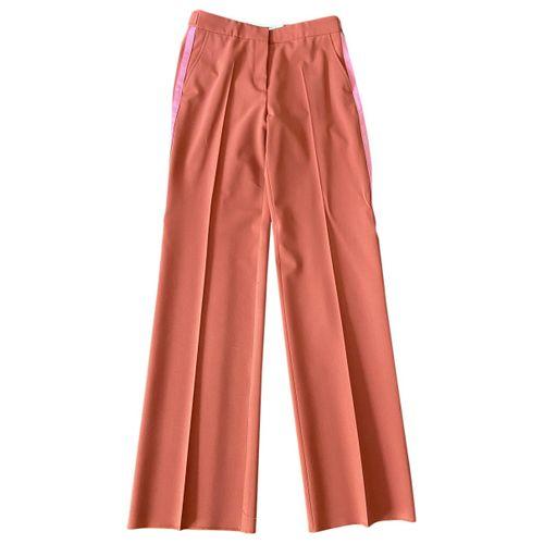 Golden Goose Wool straight pants