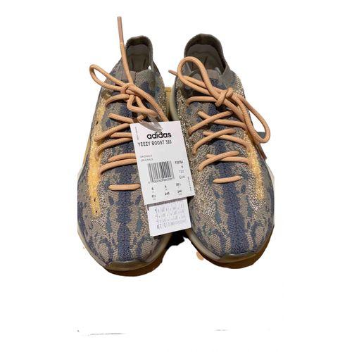 Yeezy x Adidas Boost 380 trainers