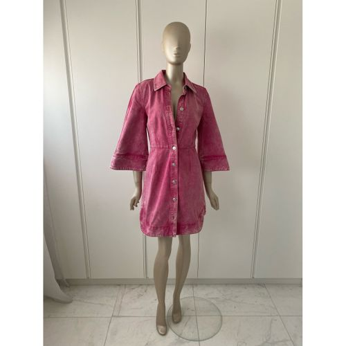 Ganni Spring Summer 2019 mid-length dress