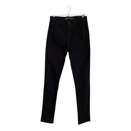 Levi's Black Denim - Jeans Jeans