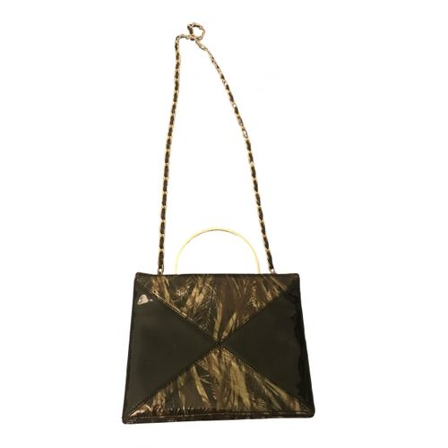 Vivienne Westwood Patent leather clutch bag