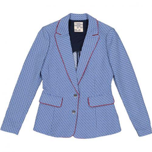 Baum Und Pferdgarten Blue Cotton Jacket