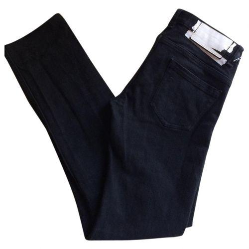 Golden Goose Black Cotton Jeans