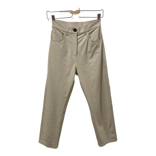 Nanushka Leather trousers