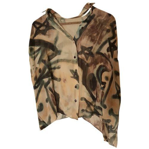 Acne Studios Silk vest