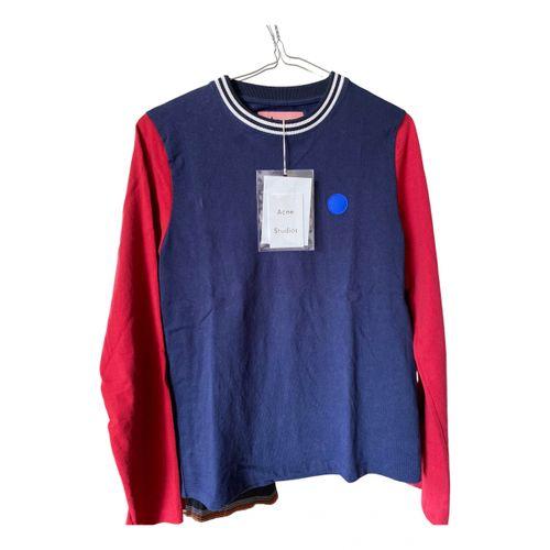 Acne Studios Blå Konst blouse